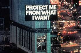 Artwork by Jenny Holzer from arthistoryarchive.com